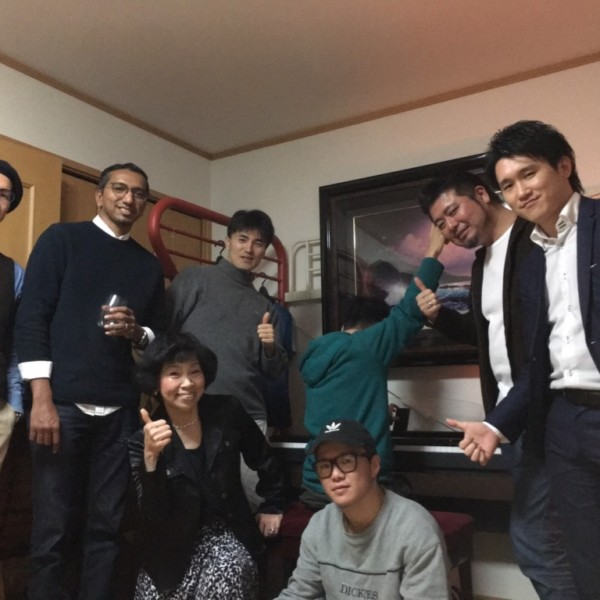 Englishパーティ@名古屋